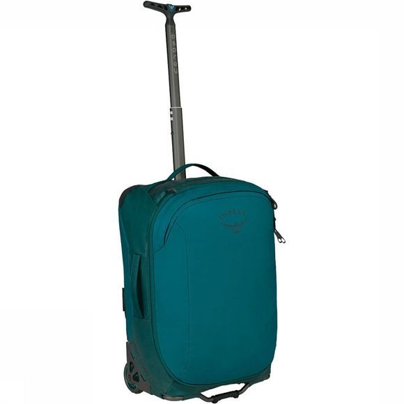 Osprey Rolling Transporter Carry-On 38 Trolley Petrol