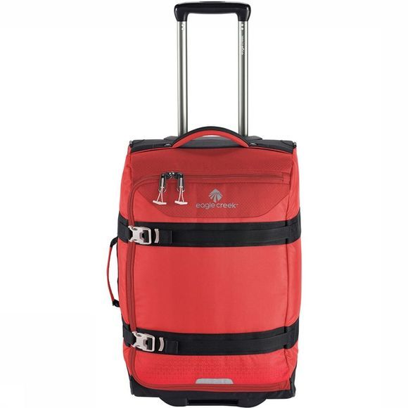 Eagle Creek Expanse Wheeled Duffel International Carry-On Middenrood