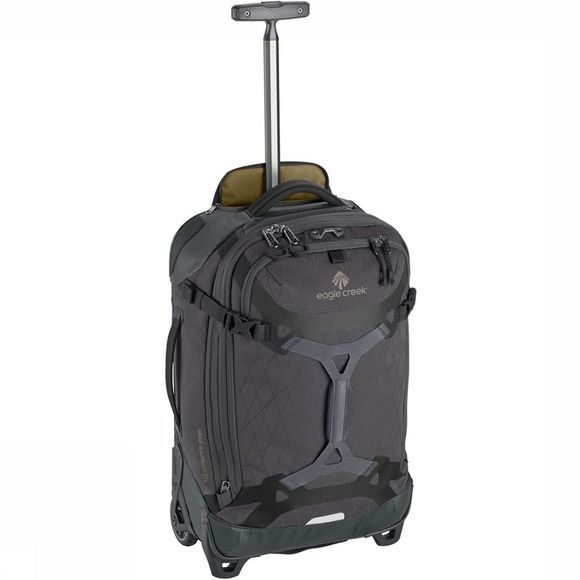 Eagle Creek Gear Warrior Wheeled Duffel International Carry On Zwart