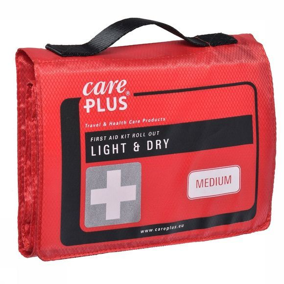 Care Plus First Aid Kit Roll Out light & Dry Medium Geen kleur