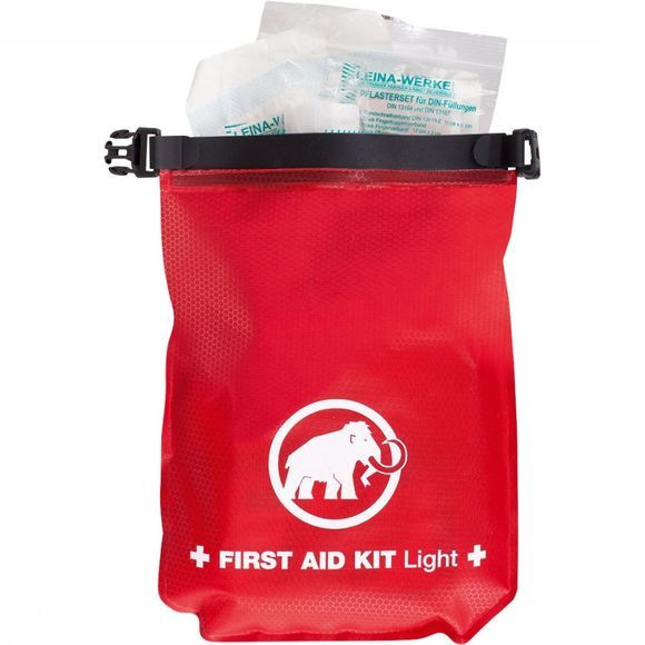Mammut First Aid EHBO Kit Light Middenrood