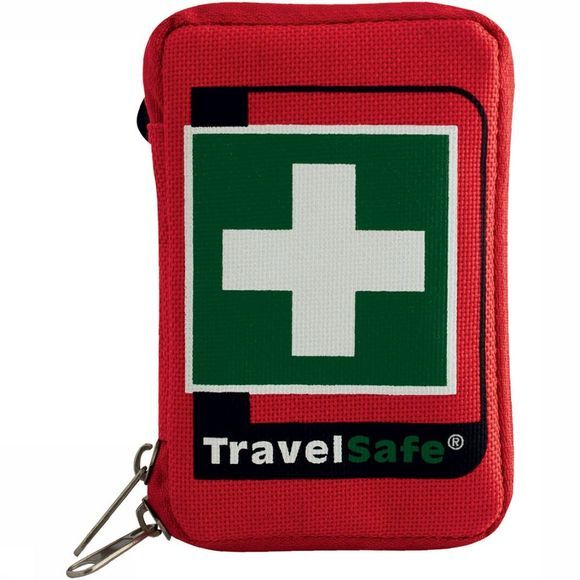 Travelsafe Teken Kit Blauw/Oranje