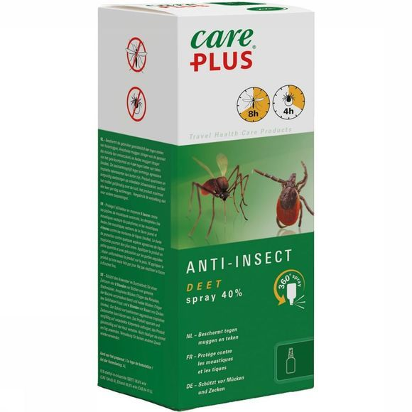 DEET Anti-Insect spray 40% 200ml