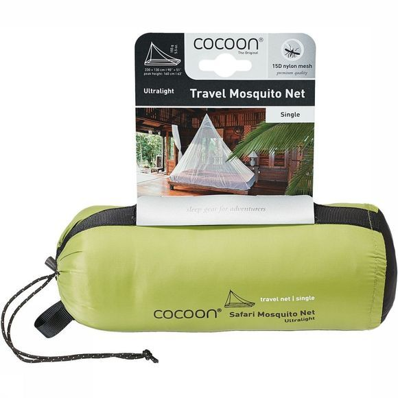 Cocoon Ultralight Single Indoor Klamboe Wit