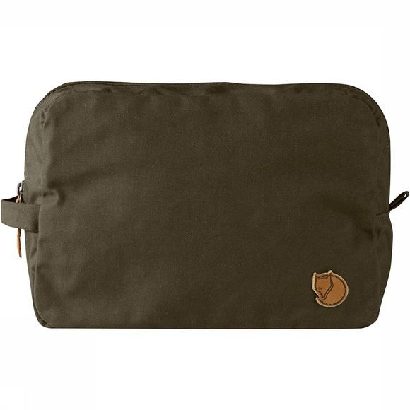 Fjällräven Gear Bag Large Toilettas Donkerkaki