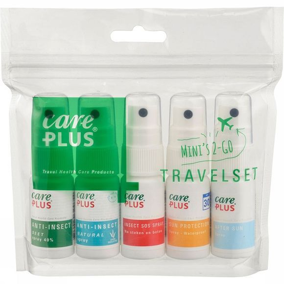 Care Plus Travel Set Assortiment