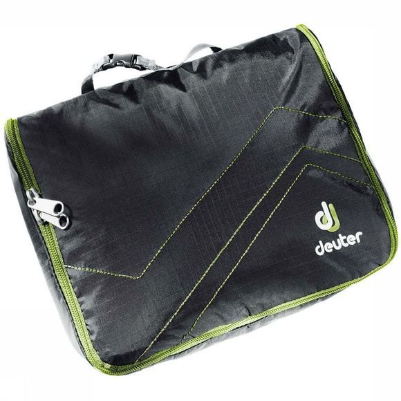 Deuter Wash Center Lite I Toilettas Zwart/Middengrijs