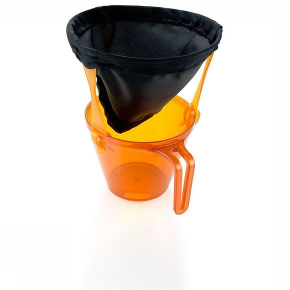 GSI Outdoors Ultralight Java Drip Koffiefilter Zwart/Oranje
