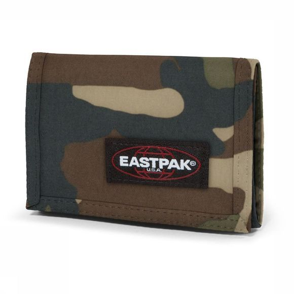 Eastpak Crew Single Portemonnee Middenkaki/Assortiment Camouflage