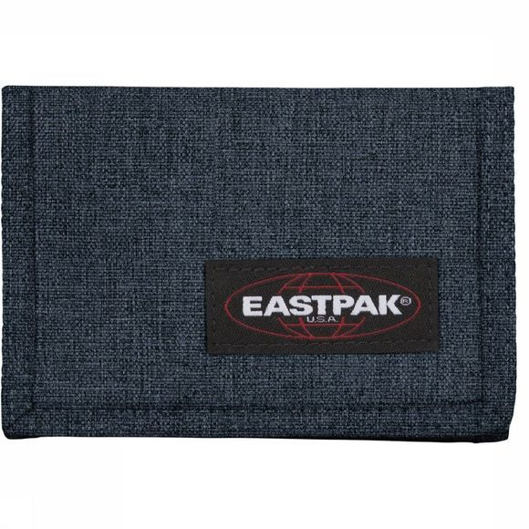 Eastpak Crew Single Portemonnee Donkerblauw