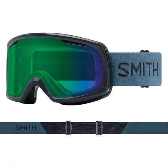 Smith Riot Skibril Dames Petrol