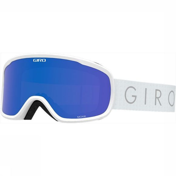 Giro Moxie White Core Light Skibril Dames Wit