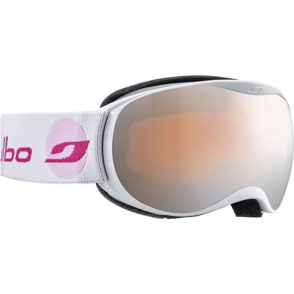 Julbo Atmo Skibril Junior Wit/Middenroze