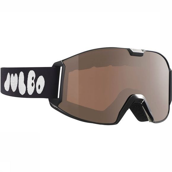 Julbo Snoop XS Skibril Junior Zwart