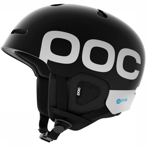 POC Auric Cut Backcountry SPIN Helm Zwart