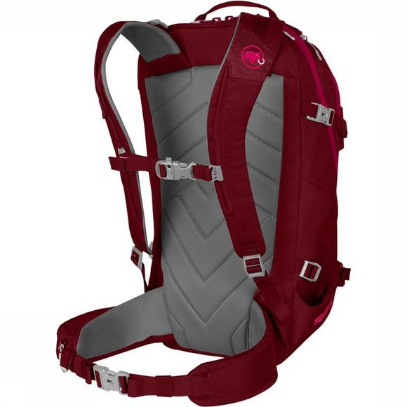 Mammut Nirvana Ride S 20L Rugzak Bordeaux