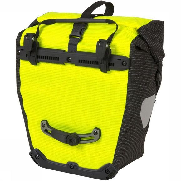 Ortlieb Back-Roller High Visibility Single Fietstas Geel/Zwart