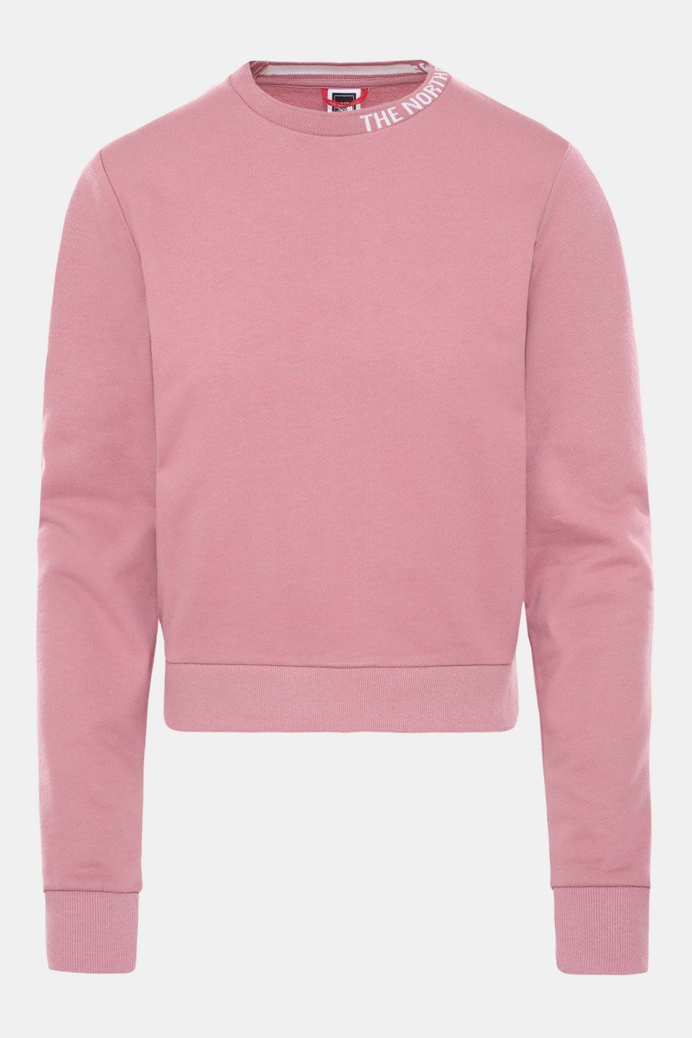 The North Face The North Face Sidealley Crew Dames Sweater Middenroze