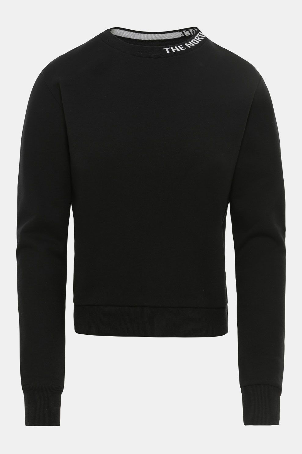 The North Face The North Face Sidealley Crew Dames Sweater Zwart