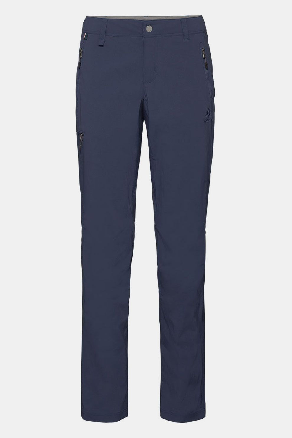 Odlo Pants Wedgemount Broek Dames Donkerblauw Marineblauw