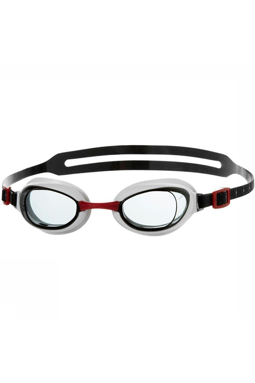 Speedo Aquapure Zwembril Steen/Rood
