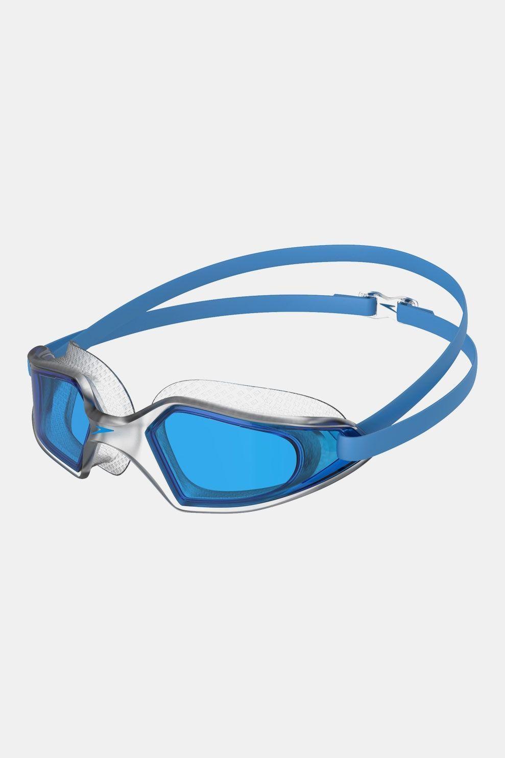 Speedo Hydropulse Zwembril Blauw/Wit