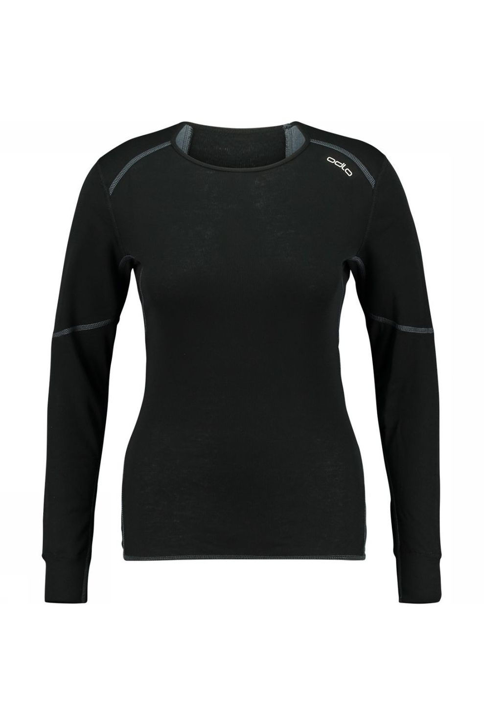 Odlo X Warm Shirt Dames Zwart