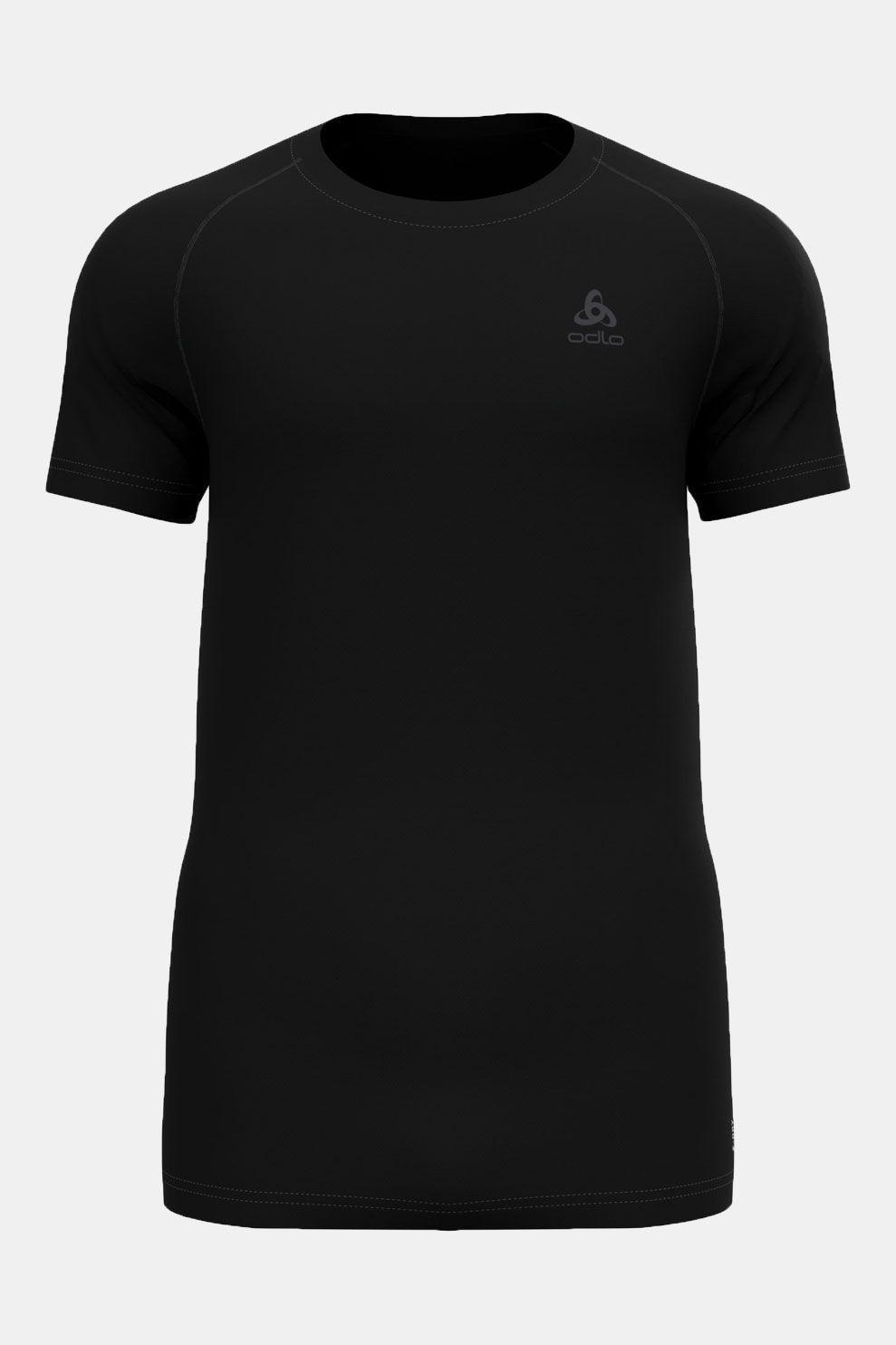 Odlo Active F-Dry Light Eco Shortsleeve Shirt Zwart