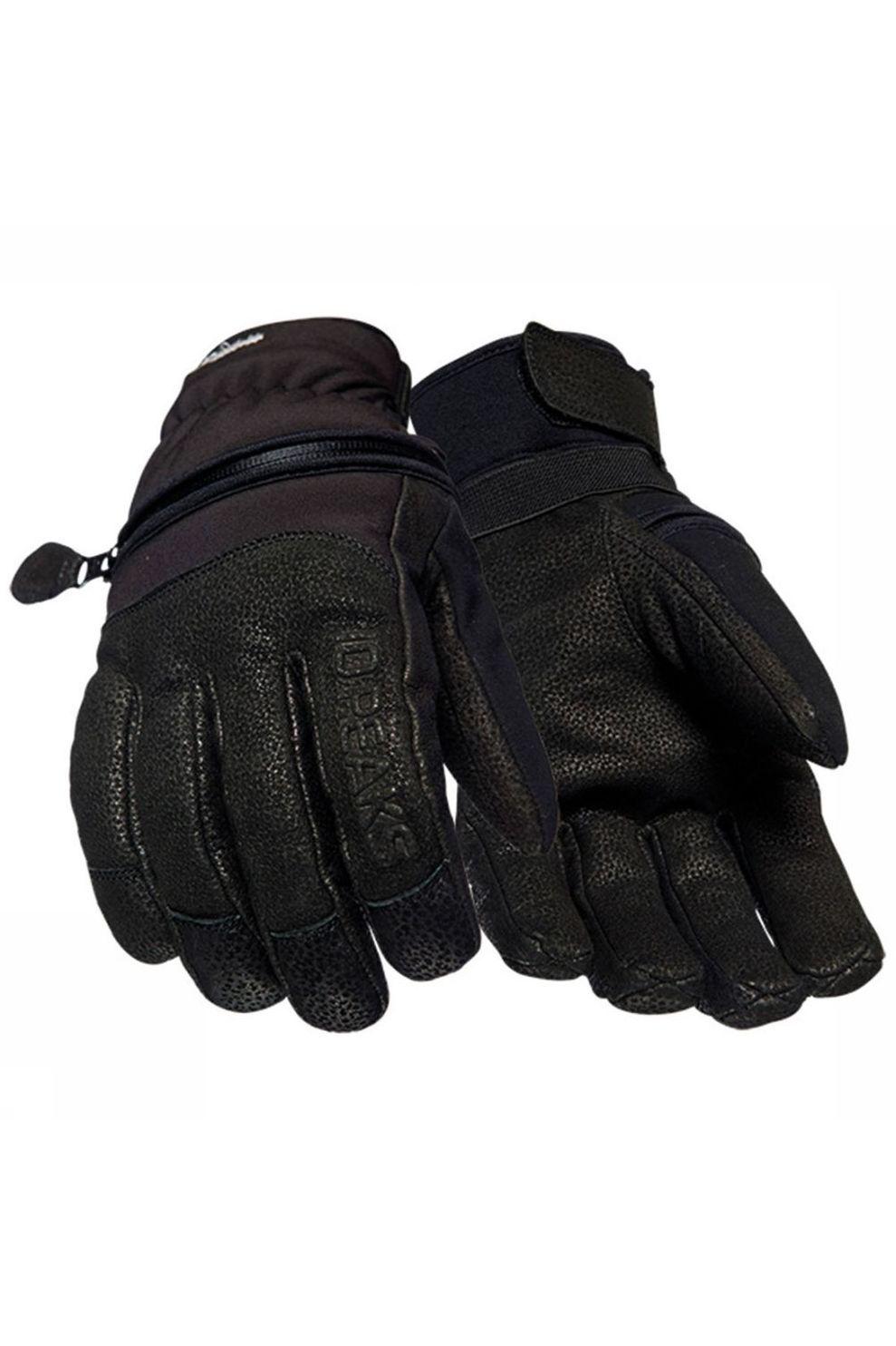 10Peaks Deltaform Mountain Handschoenen Zwart