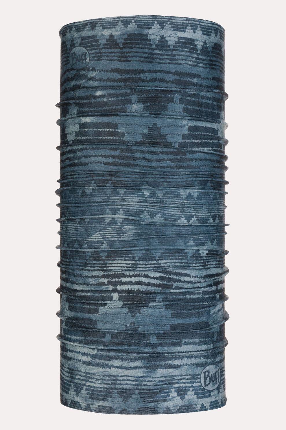 Buff Coolnet Uv+ Tzom Stone Blue Buff Lichtgrijs/Blauw