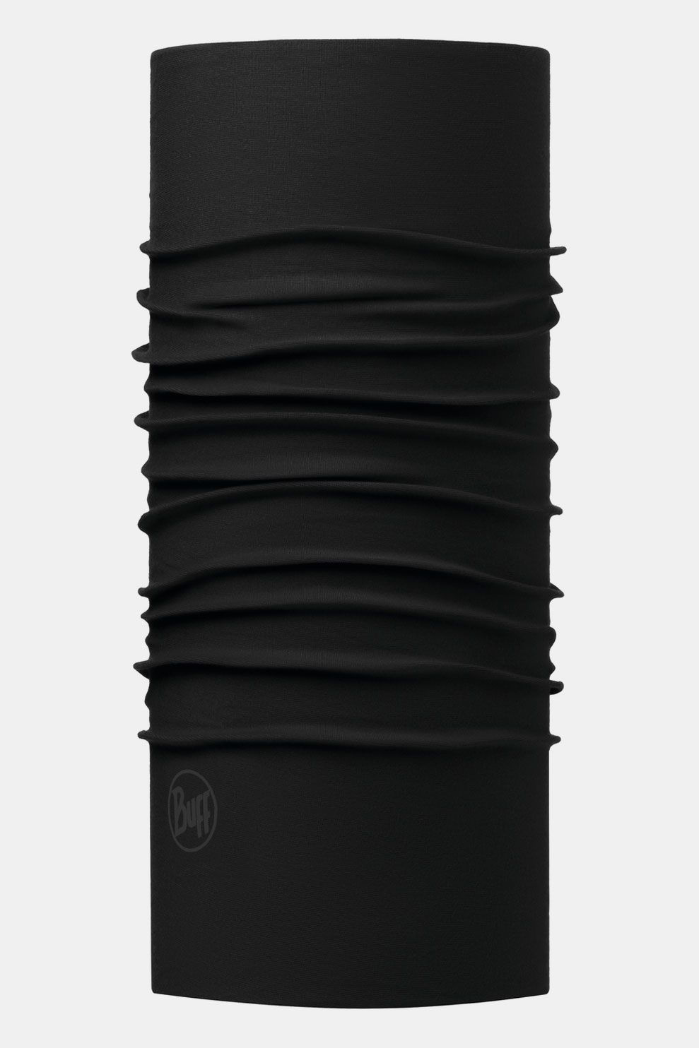 Buff Original Buff Solid Black Zwart