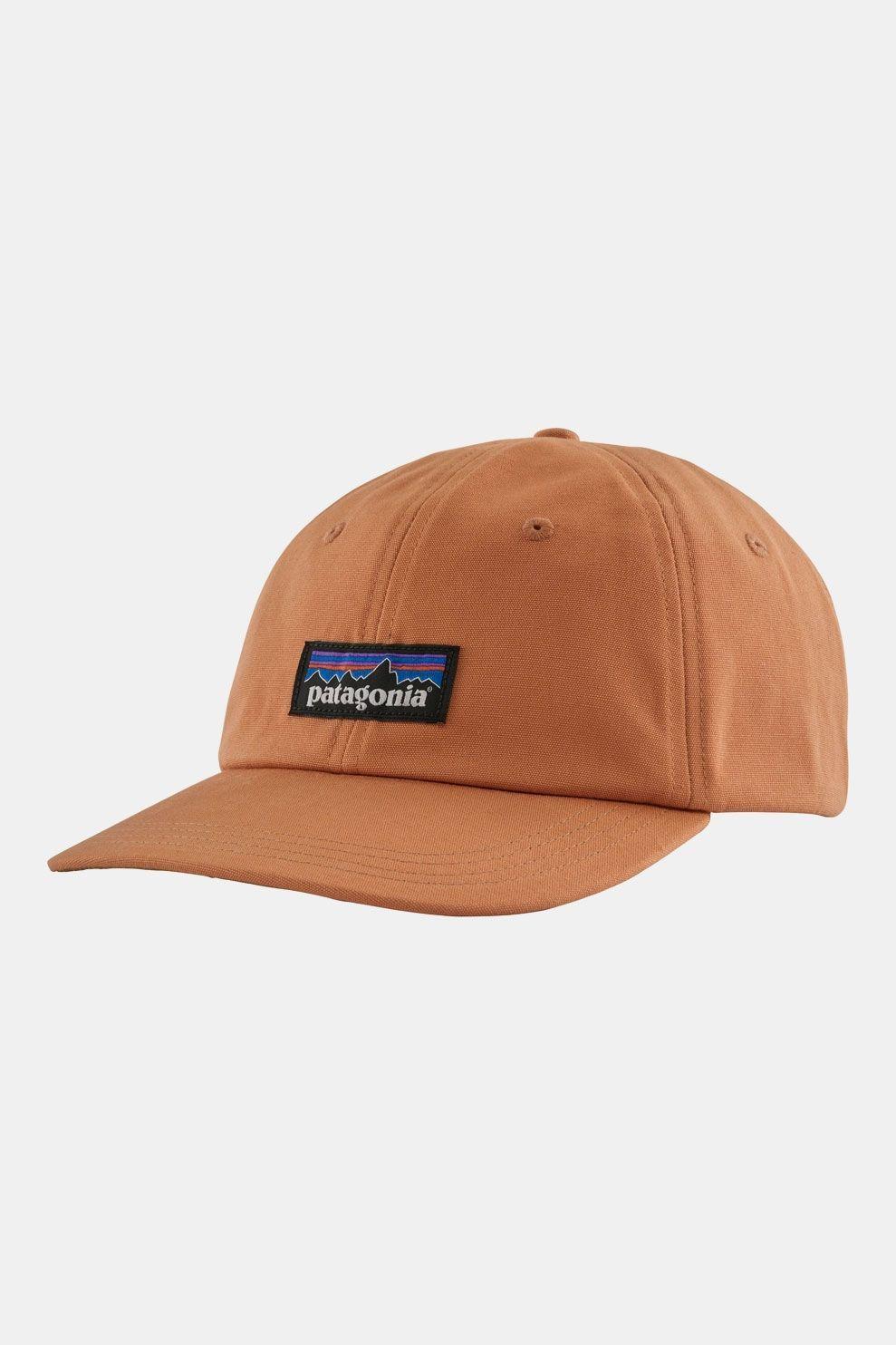 Patagonia P-6 Label Trad Cap Pet Oranje