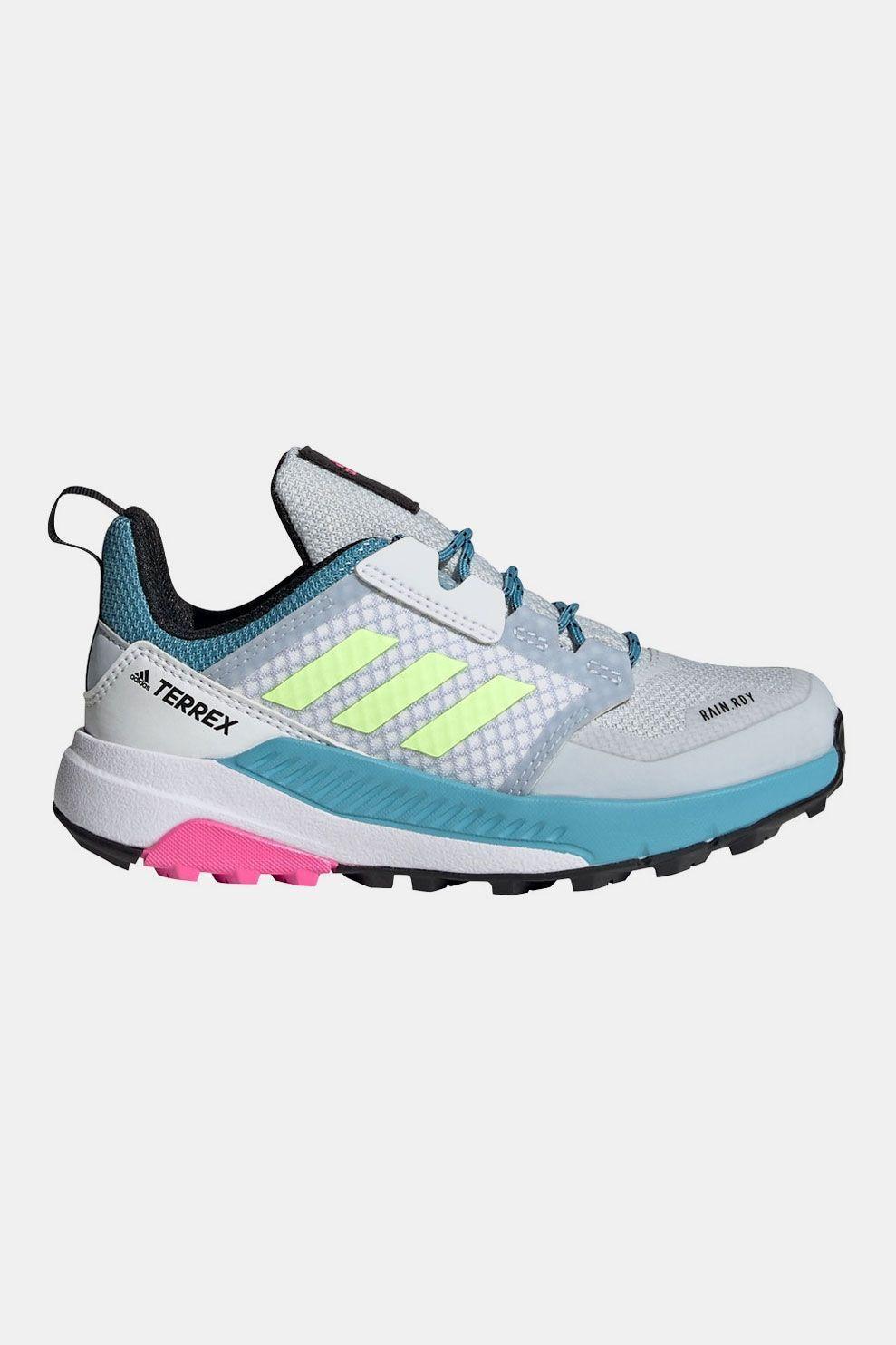 adidas Terrex Trailmaker Schoenen Junior Middengrijs/Middenblauw