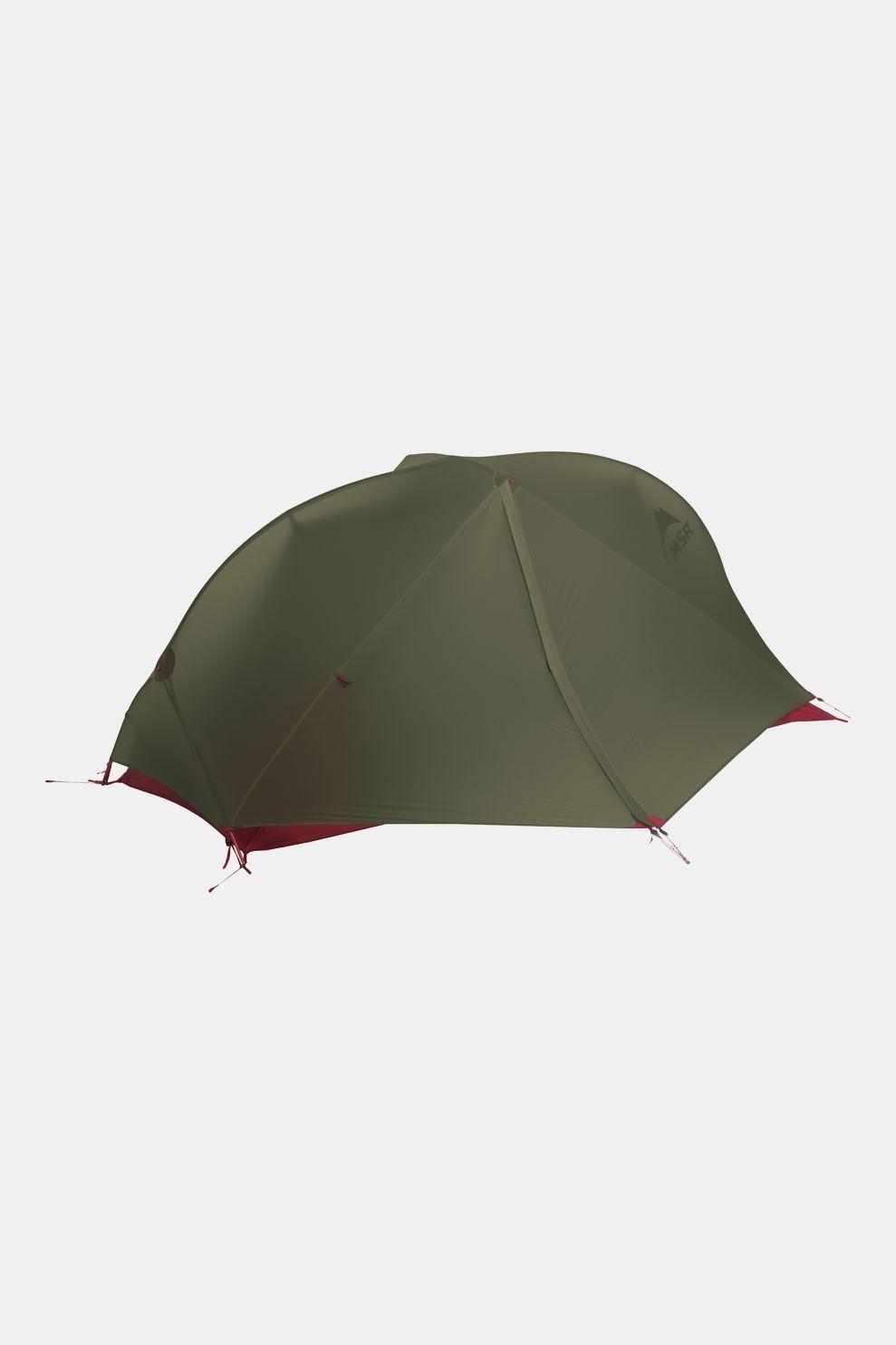 MSR FreeLite 1 Tent Hybride tent Middengroen