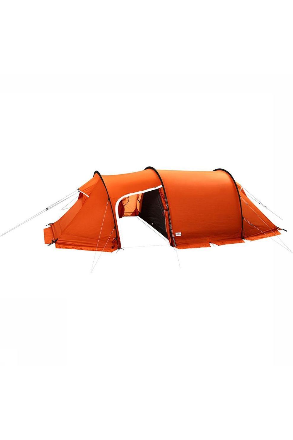 Fjällräven Polar Endurance 3P Tunneltent Oranje