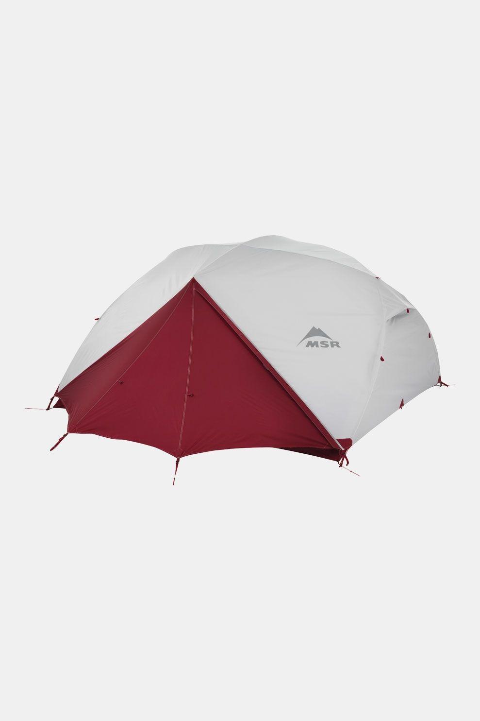 MSR Elixir 4-Persoons Tent Middengroen