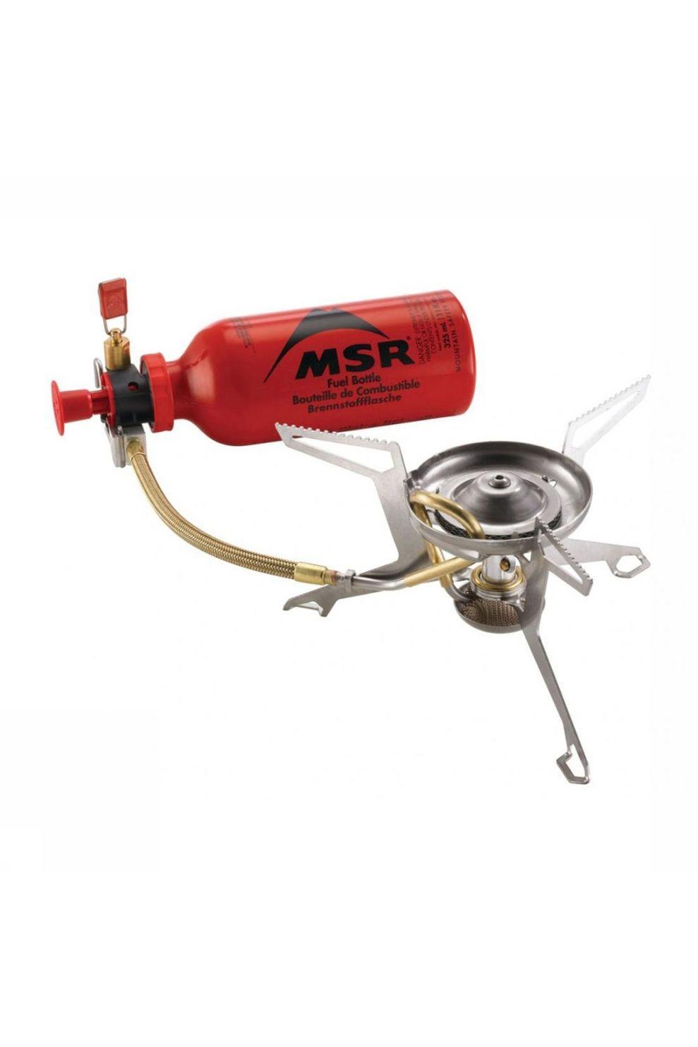 MSR Whisperlite Universal Vloeistof en Gasbrander - Zonder Brandstoffles Geen Kleur