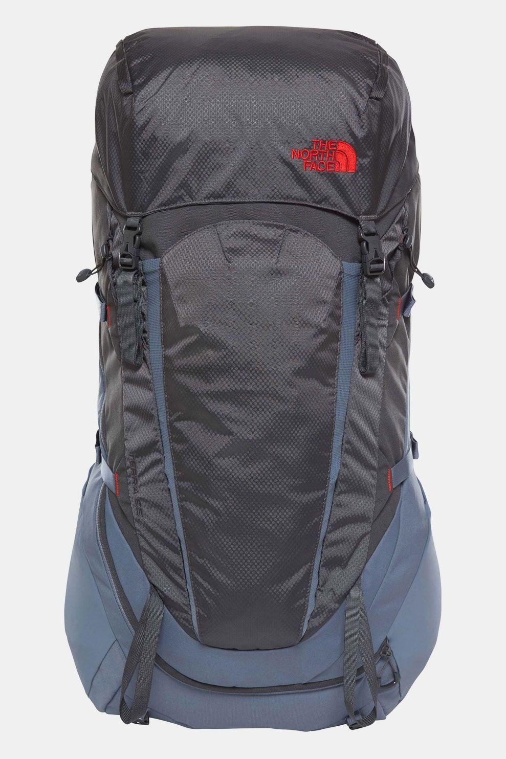 The North Face Terra 65 Liter Backpack AW20 Donkergrijs/Middengrijs