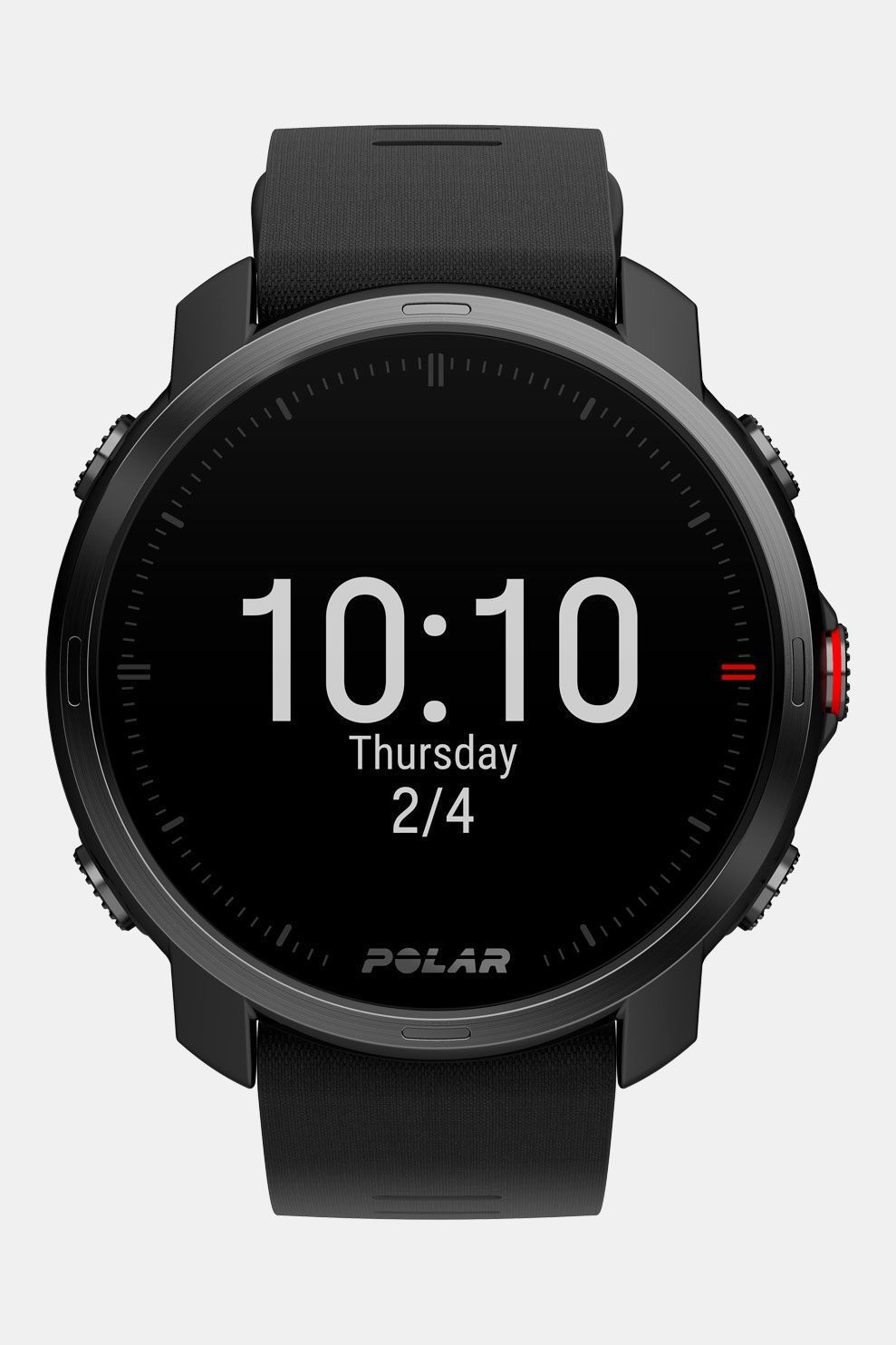 Polar Grit X Outdoor Multisport Horloge M/L Zwart