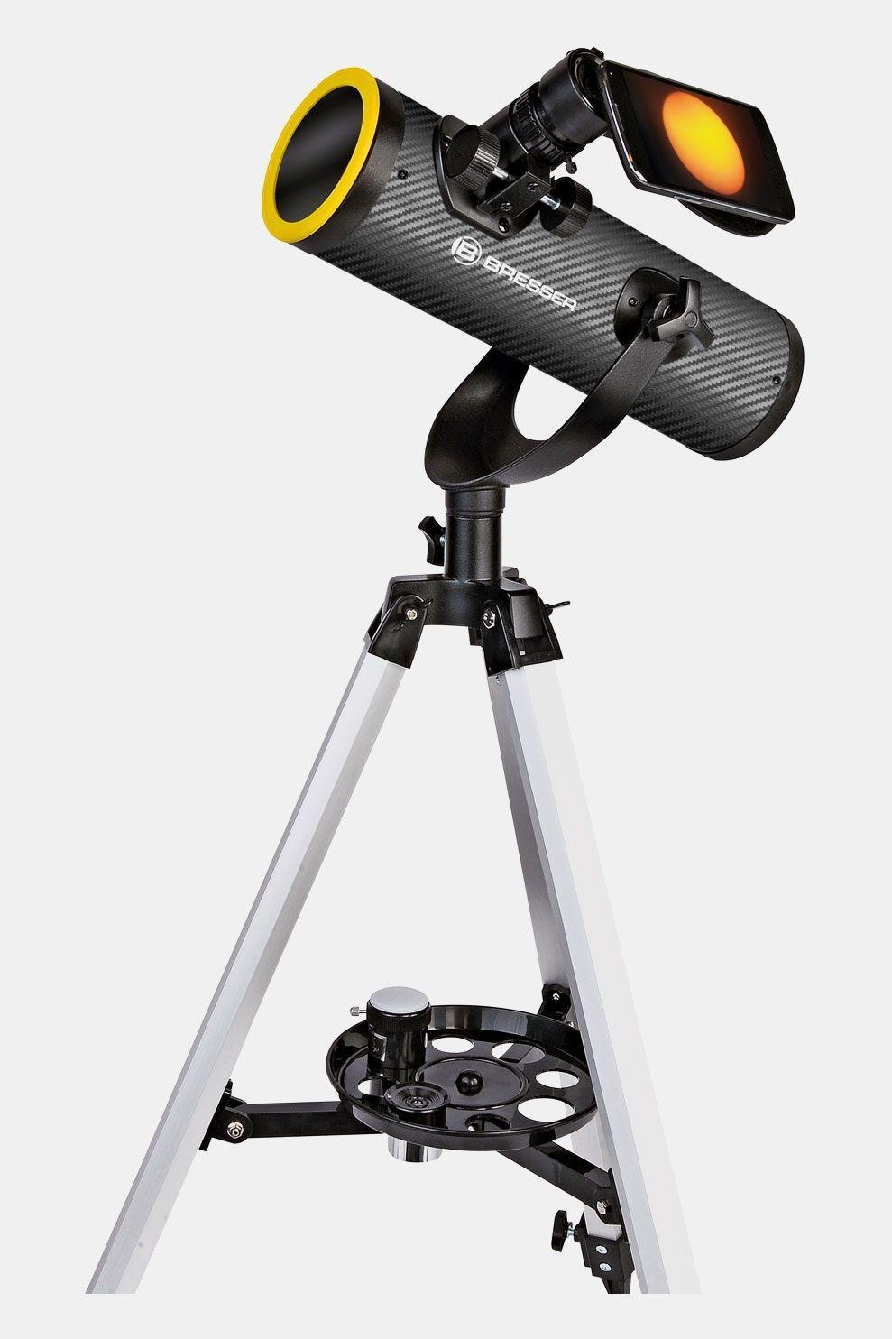 Bresser Solarix Az Telescoop 76/350 Zwart