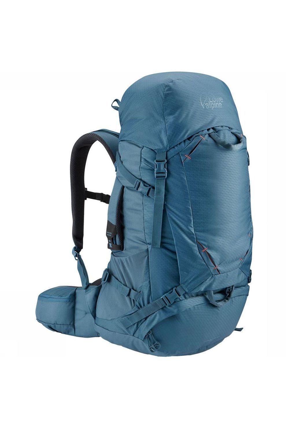 Lowe Alpine Kulu ND 50:60 Travelpack Dames Lichtblauw