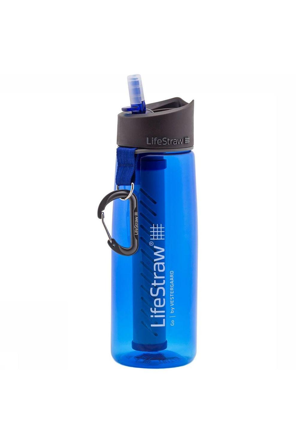 Lifestraw Go 2-Stage Waterfilter Blauw