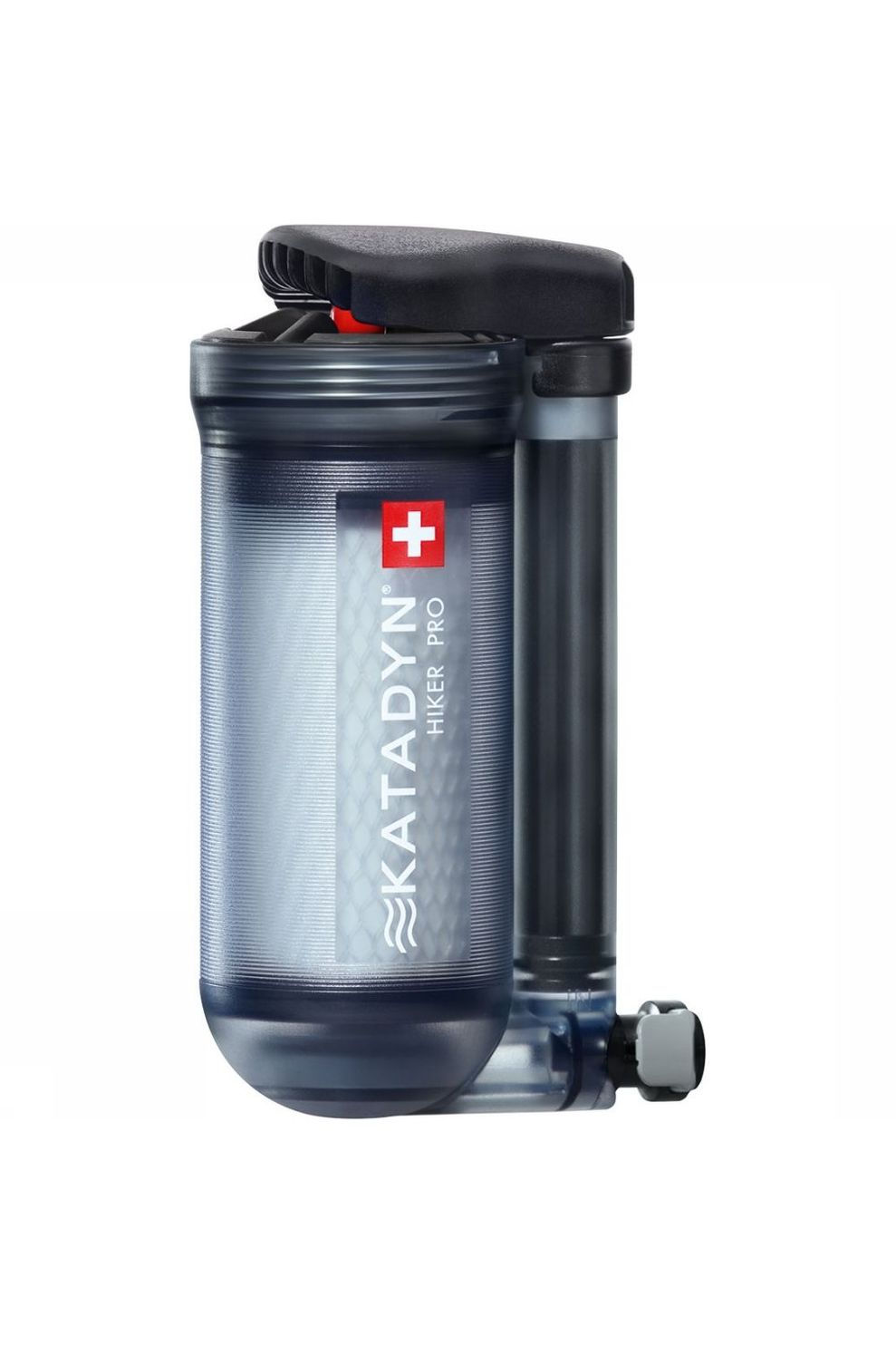 Katadyn Hiker Pro Waterfilter Transparant/Lichtgrijs