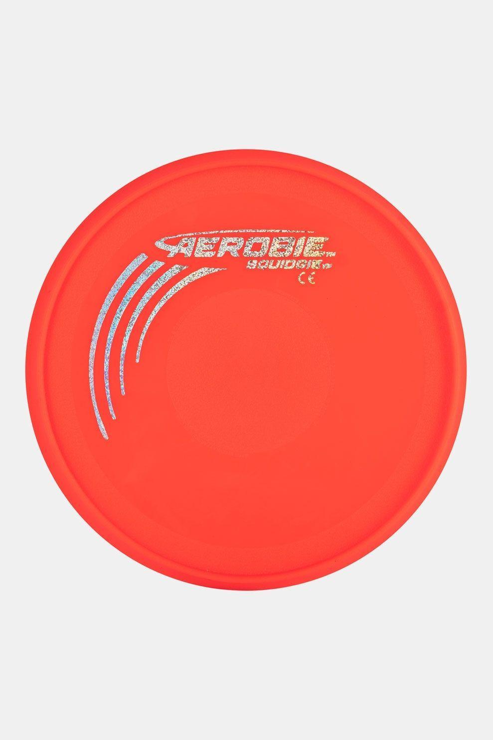 Aerobie Squidgie Disc Frisbee Oranje