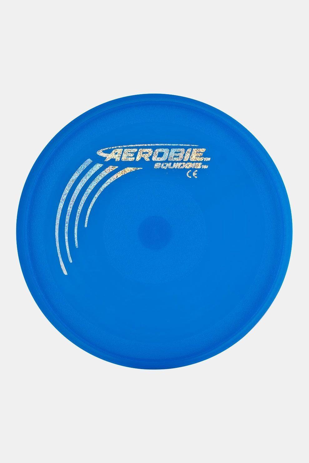 Aerobie Squidgie Disc Frisbee Blauw