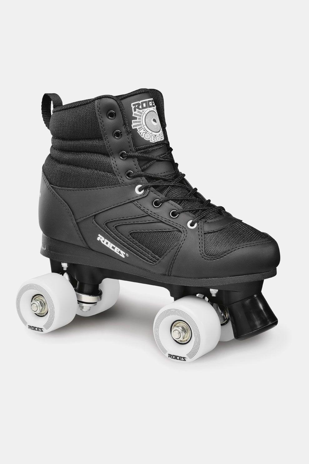 Roces Kolossal Rolschaatsen Zwart