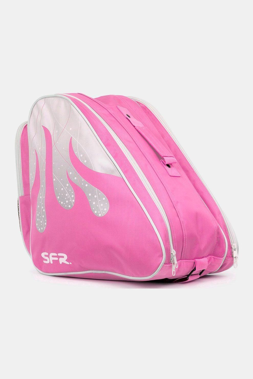 Sfr Pro Ice Bag / Schaatstas Middenroze