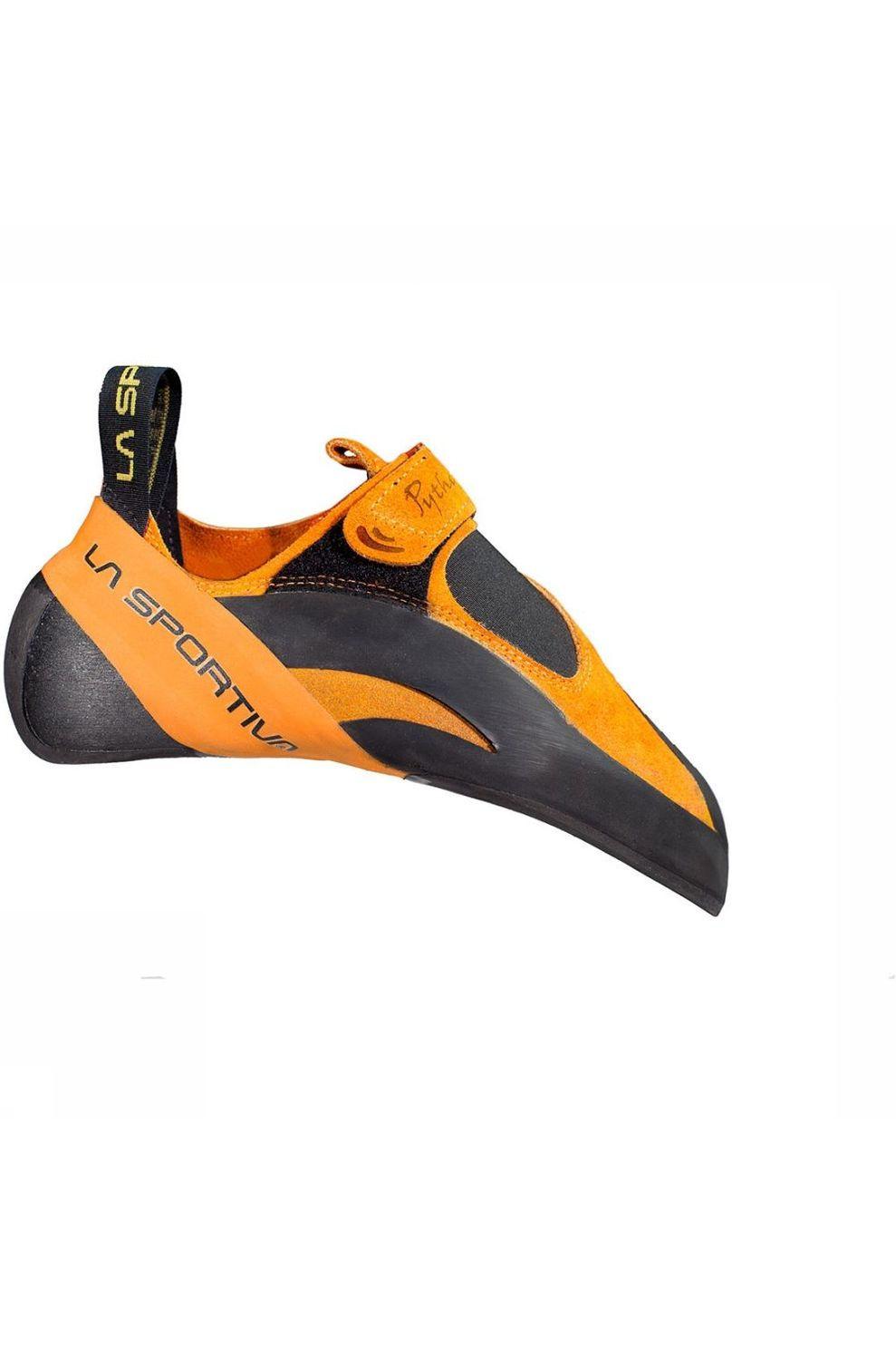 La Sportiva Python Klimschoen Oranje