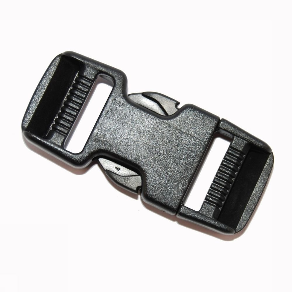 Afbeelding van Alldek Side Release Dual 38mm Buckle Multi