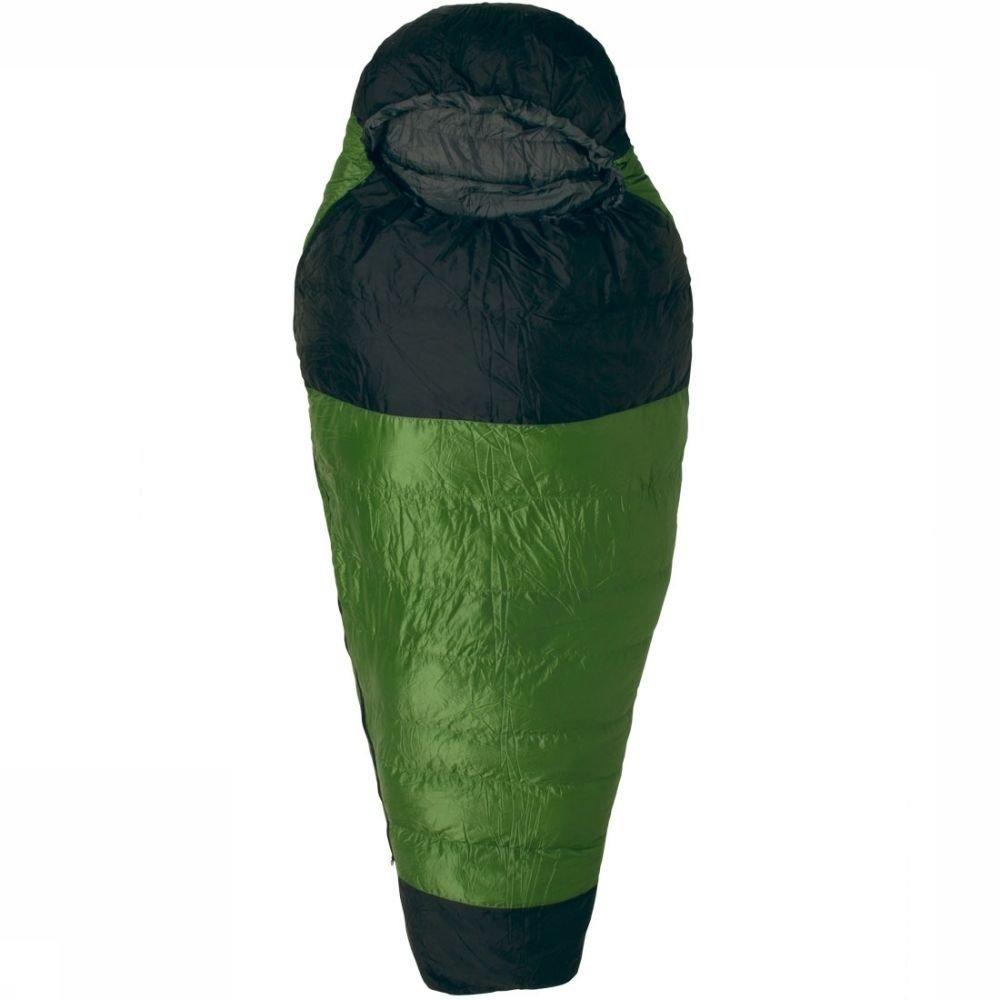 Afbeelding van Bever Ruska Mummy XL Slaapzak Groen/Zwart